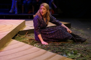 Sarah Smith in SPRING AWAKENING