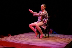 Julien Galipeau in SPRING AWAKENING